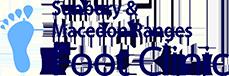 Sunbury & Macedon Ranges Foot Clinic Logo
